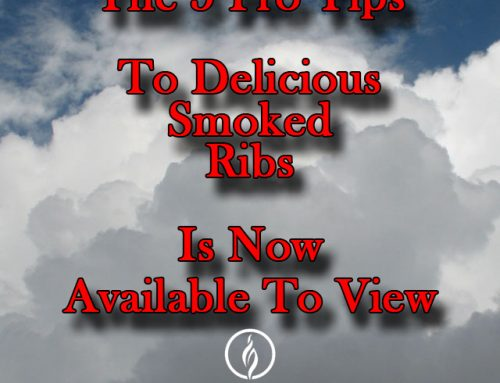 5 PRO TIPS TO DELICIOUS SMOKED RIBS