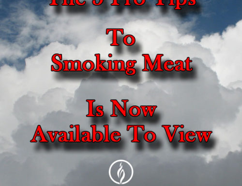 5 PRO TIPS TO SMOKING MEAT